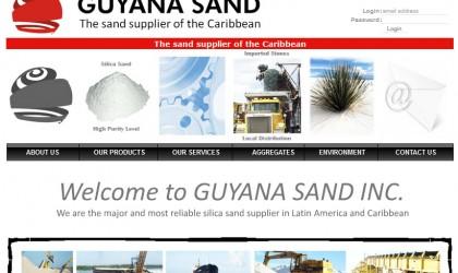 Guyana Sand