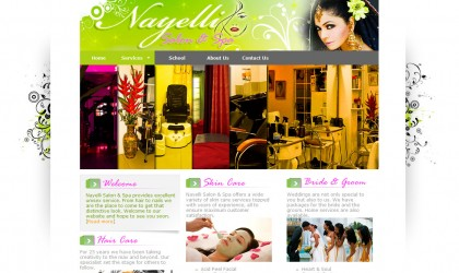 Nayelli Salon & Spa