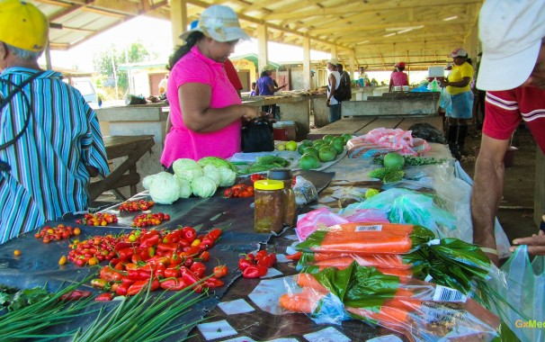Leonora Market