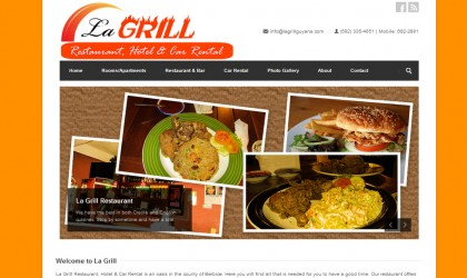 La Grill Restaurant, Hotel & Car Rental