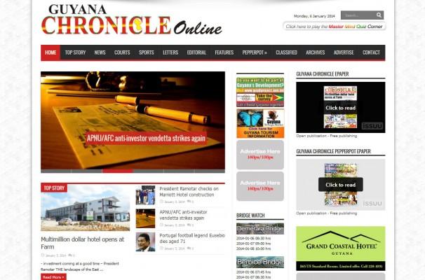 GNNL Landing Page