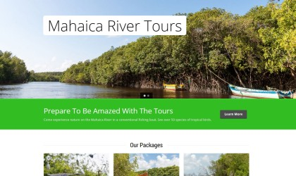 Mahaica River Tours