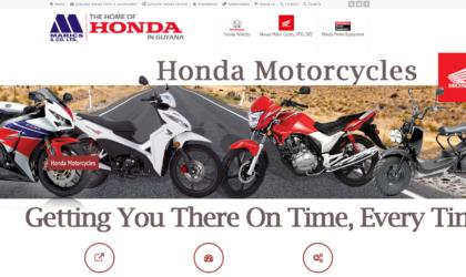 Marics Honda Guyana