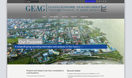 Guyana Economic Analysis Group