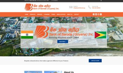 Bank of Baroda (Guyana) Inc.