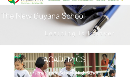 The New Guyana School