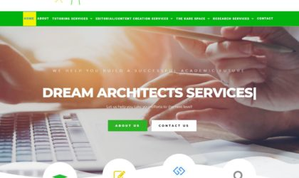 Dream Architects Services