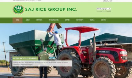 SAJ Rice Group Inc.