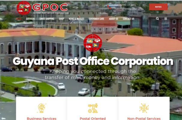The Guyana Post Office Corporation