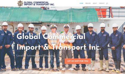 Global Commercial Import & Transport Inc.